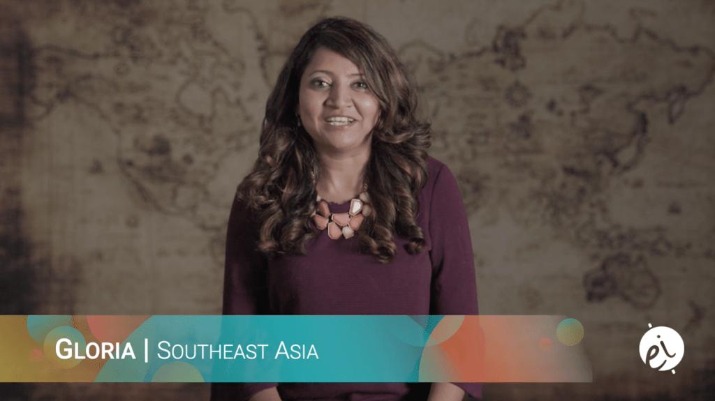 gloria southeast asia
