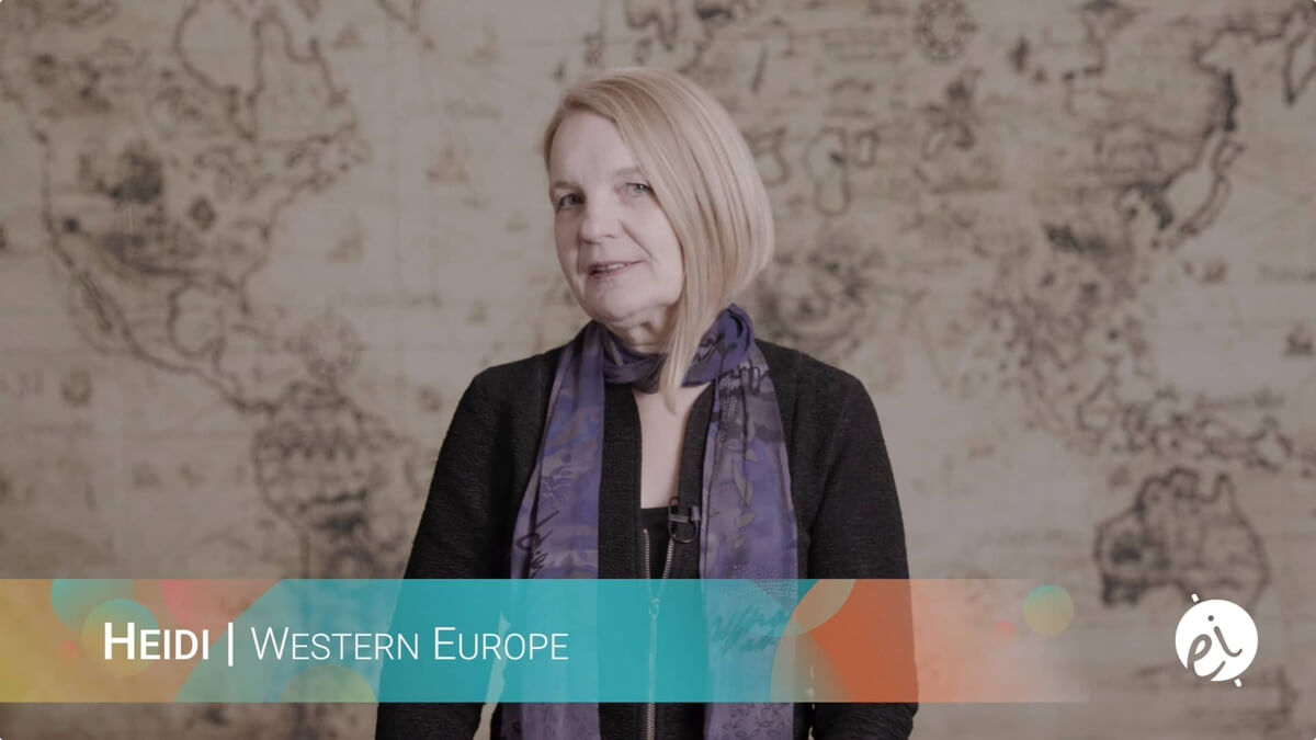 Heidi - Western Europe