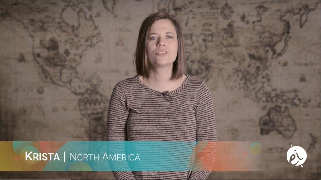 Krista - North America